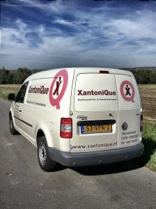 Xantonique-Caddy