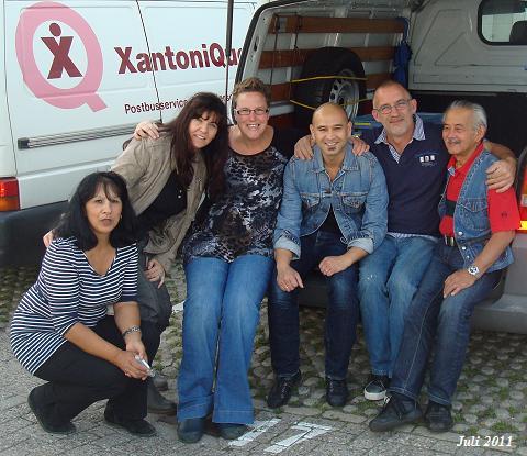 Xantonique - Ons Team